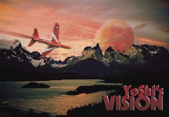 Yoshi's VISION - Red