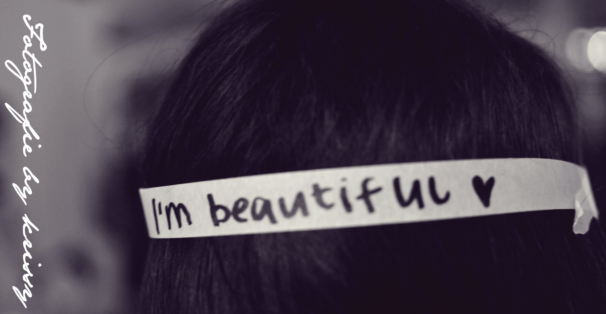 you are beautyful (: