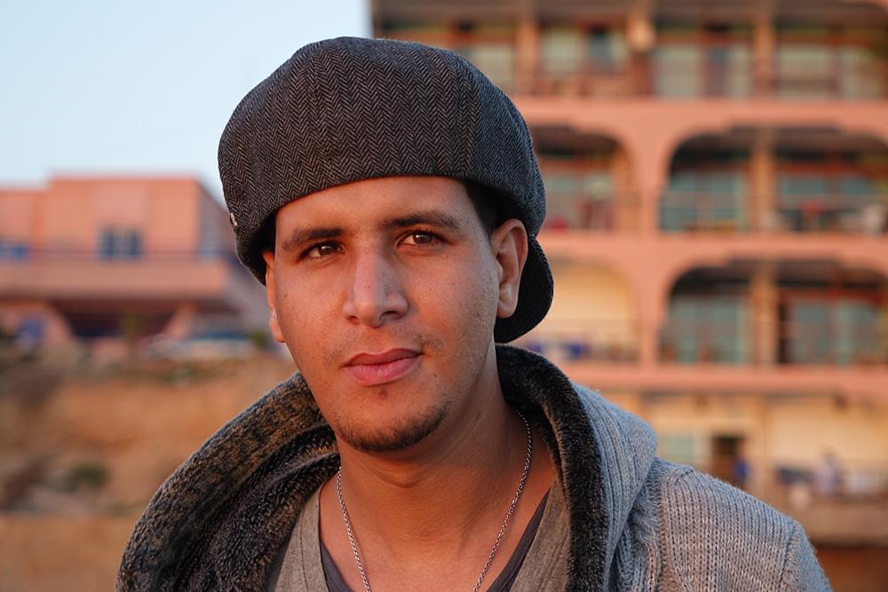 young berber