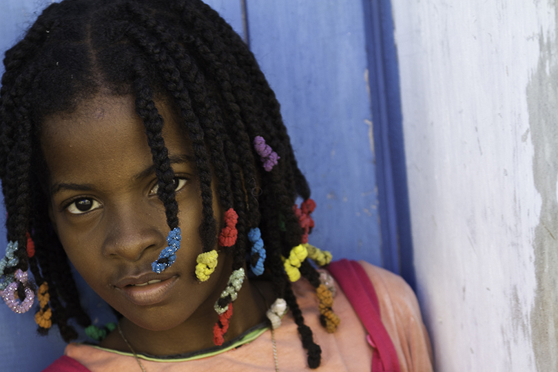 Young dreadlocks, Trinidad, Kuba, Karibik