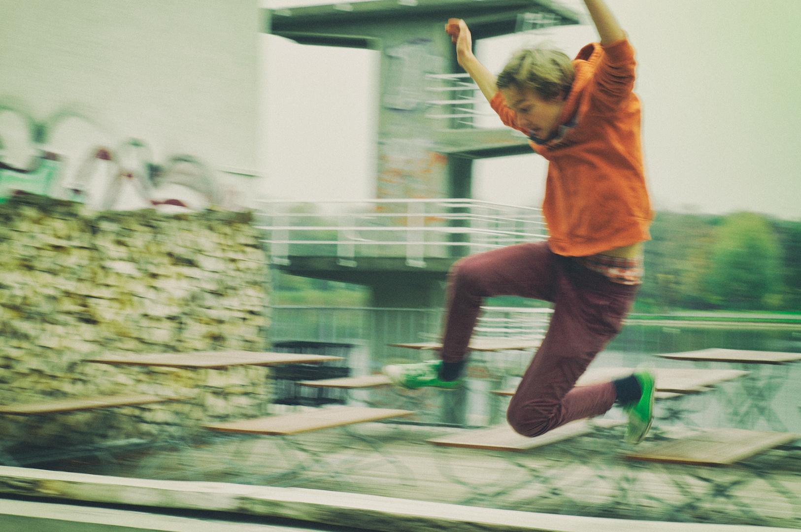 young flying dutchman en WOOG
