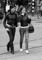 Young Ladies of Amsterdam