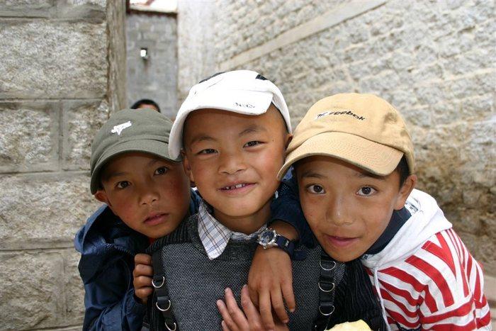 Young Tibettan