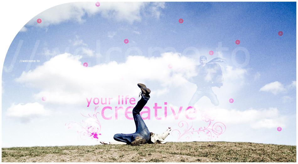 your . life . creative