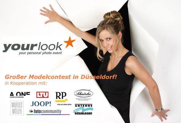 Your Look Modelcontest in Düsseldorf