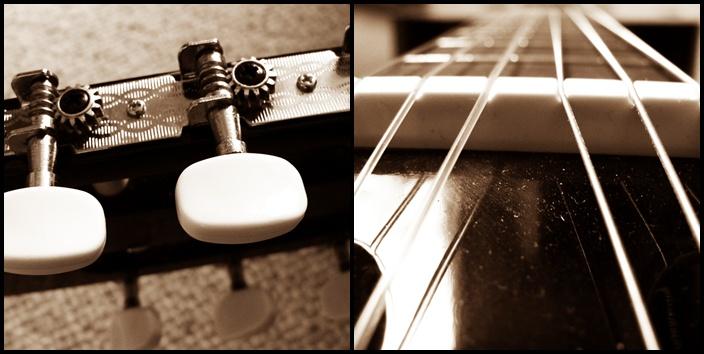 You're my guitar hero.