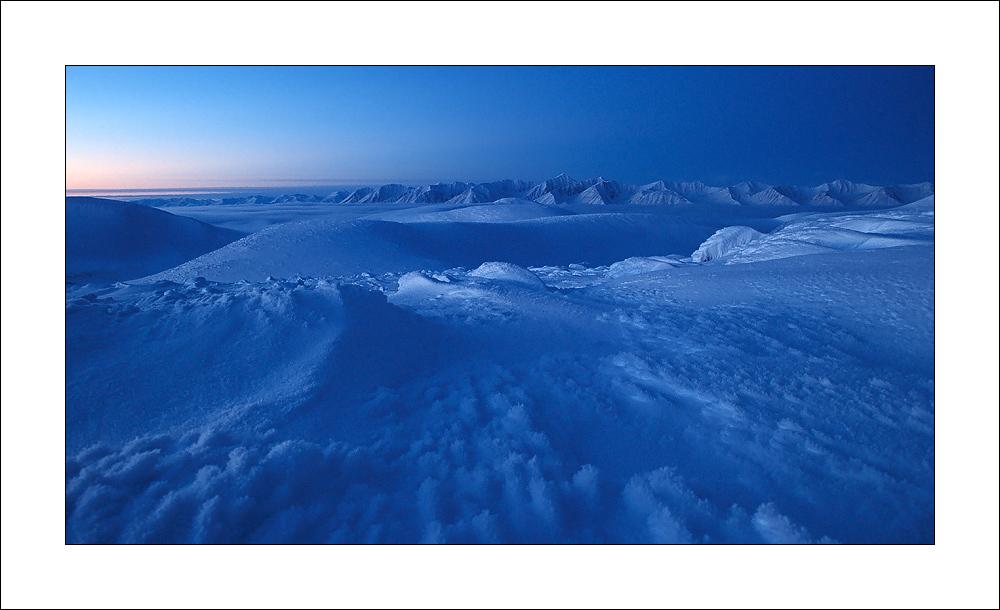 [ Yukon - a start of a new day ] von Raymó