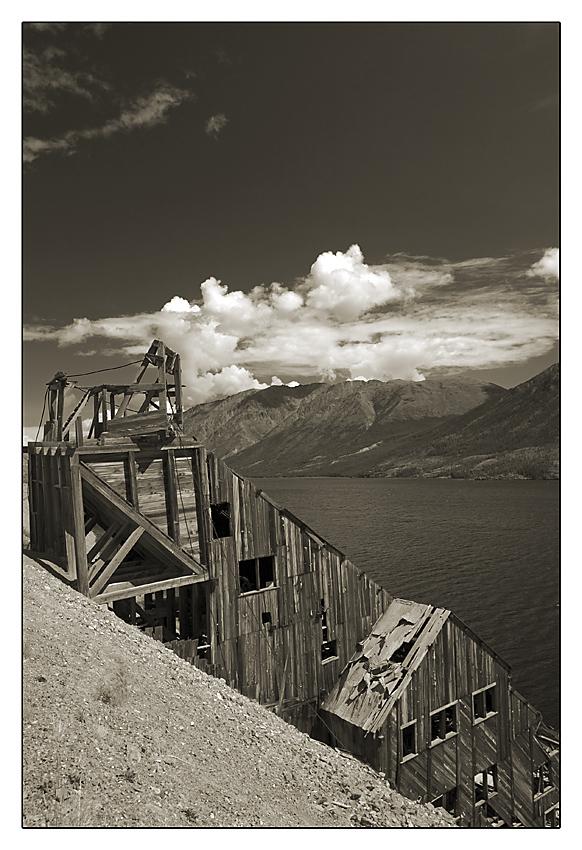 Yukon Heritage - Gold Mine