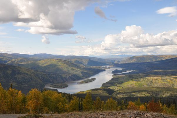 Yukon River View