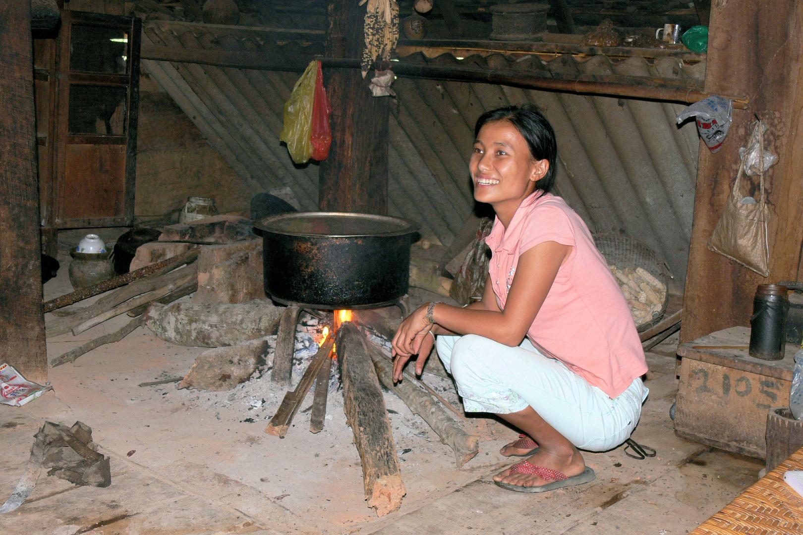 Yunnan – im Dorf der Aini