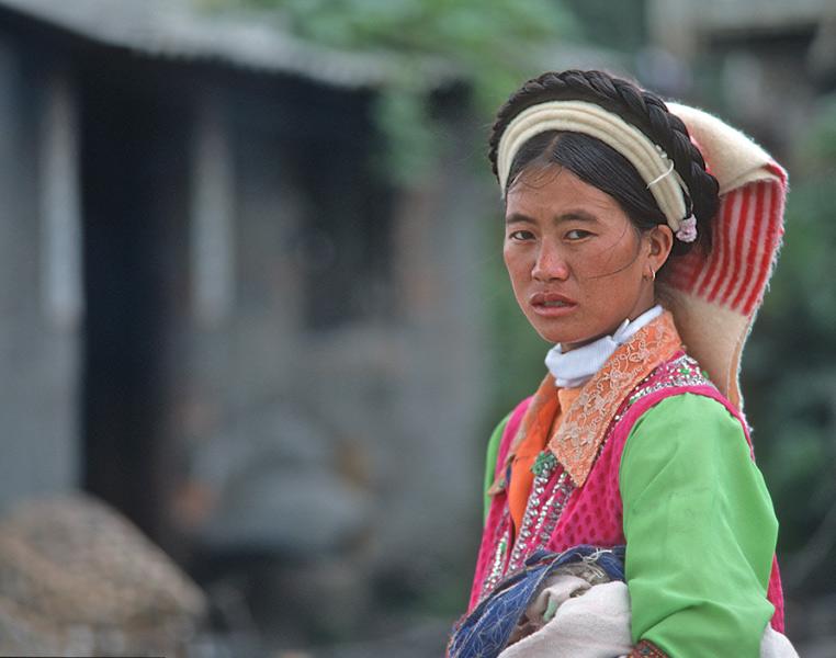 Yunnan People #24