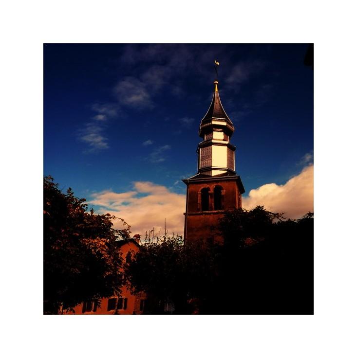 YVOIRE et son église