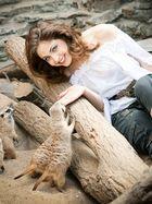 Yvonne und die Erdmännchen