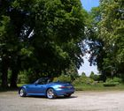 Z3 M Roadster im Schloßgarten