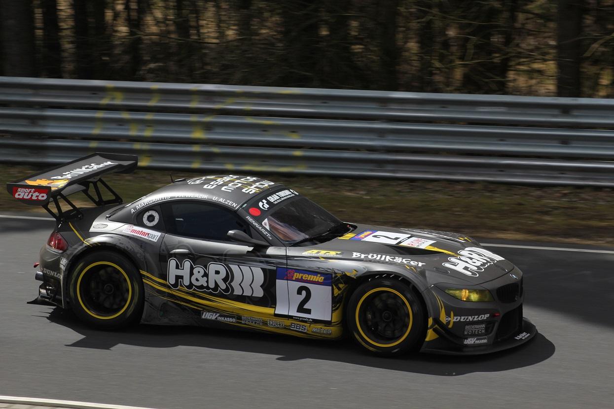 Z4 GT3 H&R