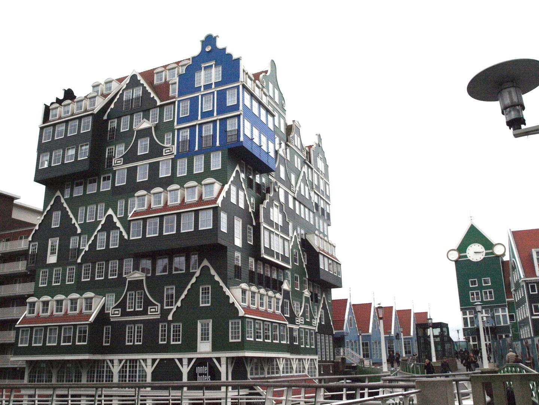 Zaandam - Nord-Holland -4-Ende-