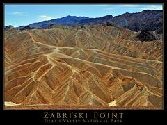 Zabriski Point