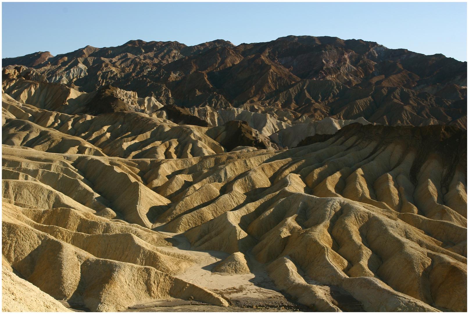 Zabriskie Point ( Death Valley )