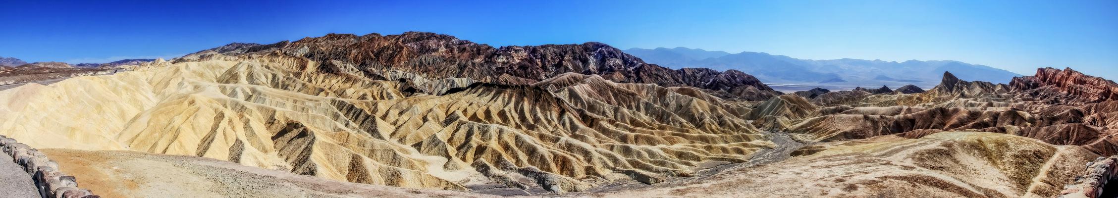 Zabriskie Point/ Death Valley II
