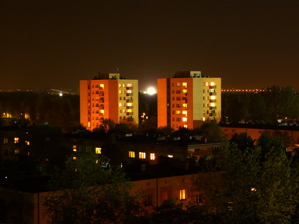 Zabrze City - Two Towers ;-)