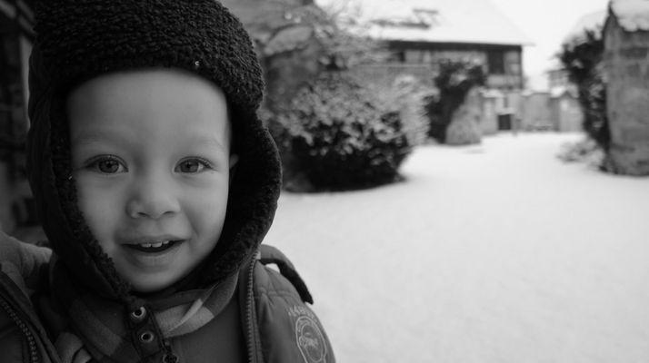 Zack en neige