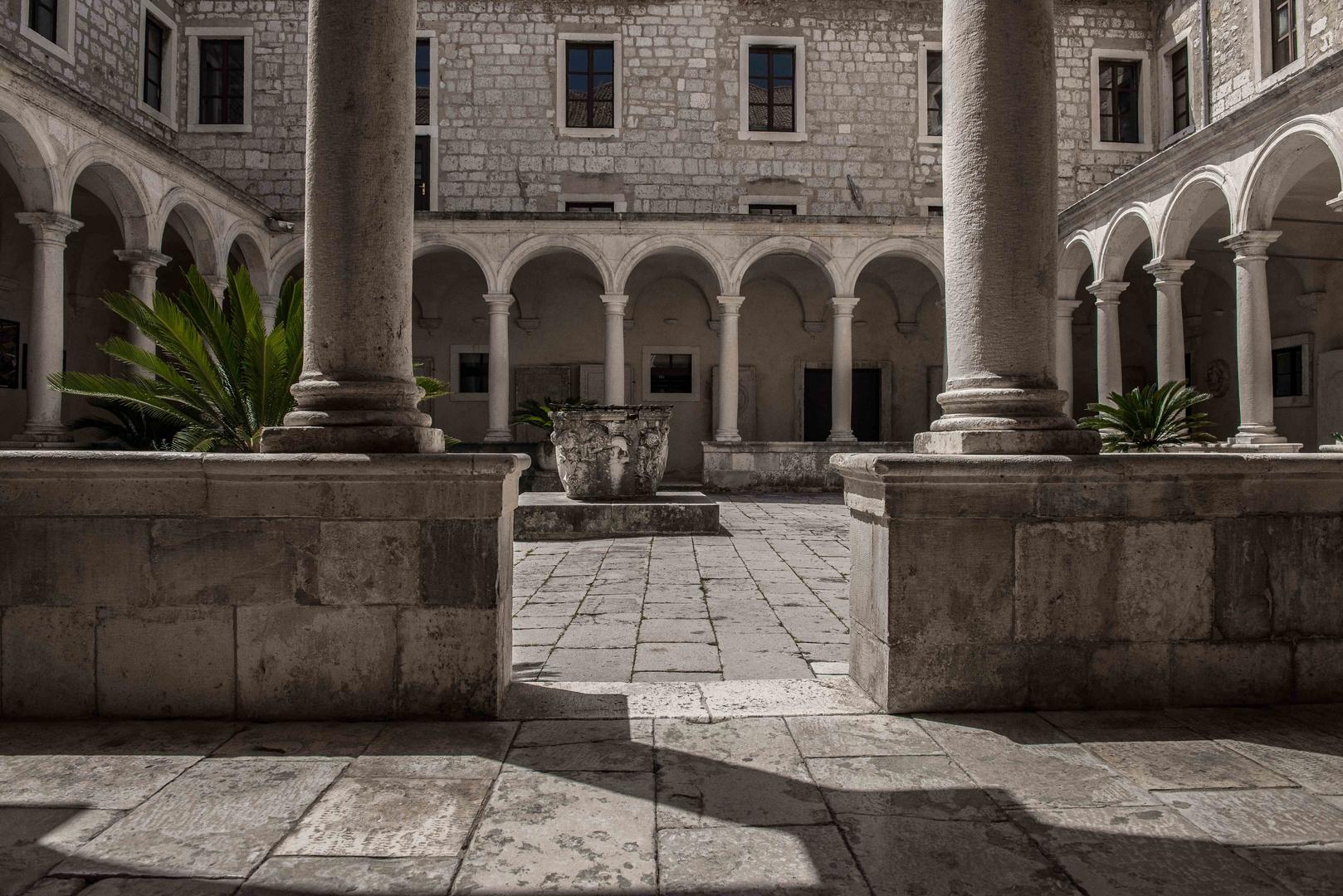 Zadar - Monastery of St. Francis Assini