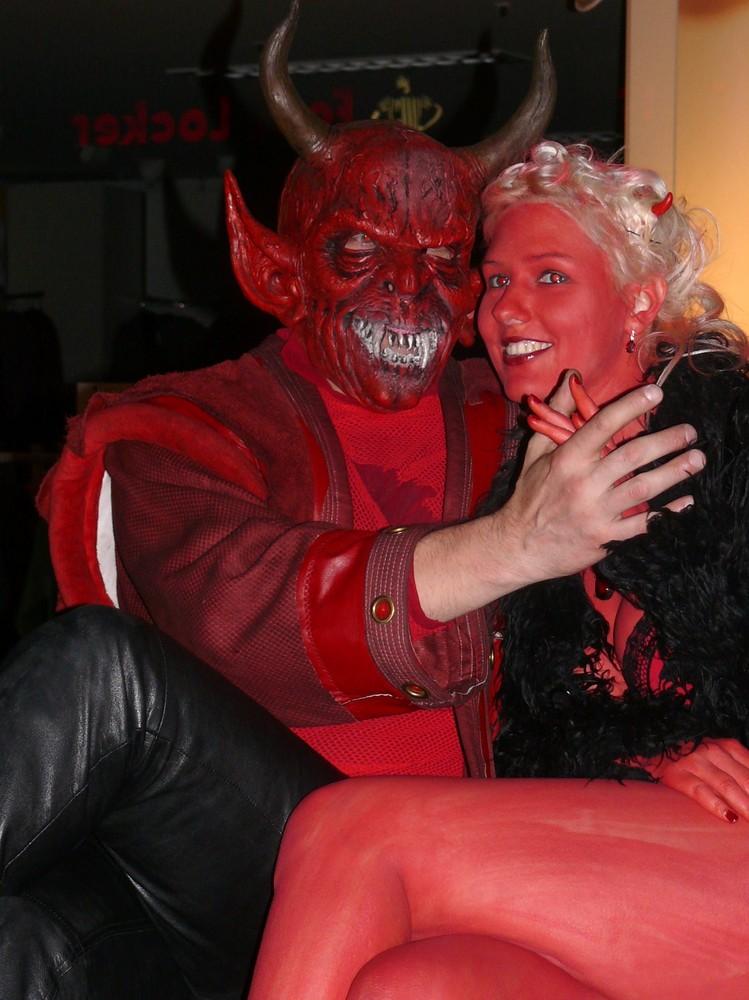 Zärtliches Halloween