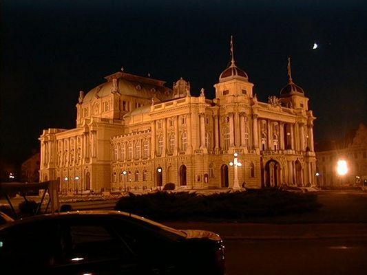 Zagreb, Opernhaus