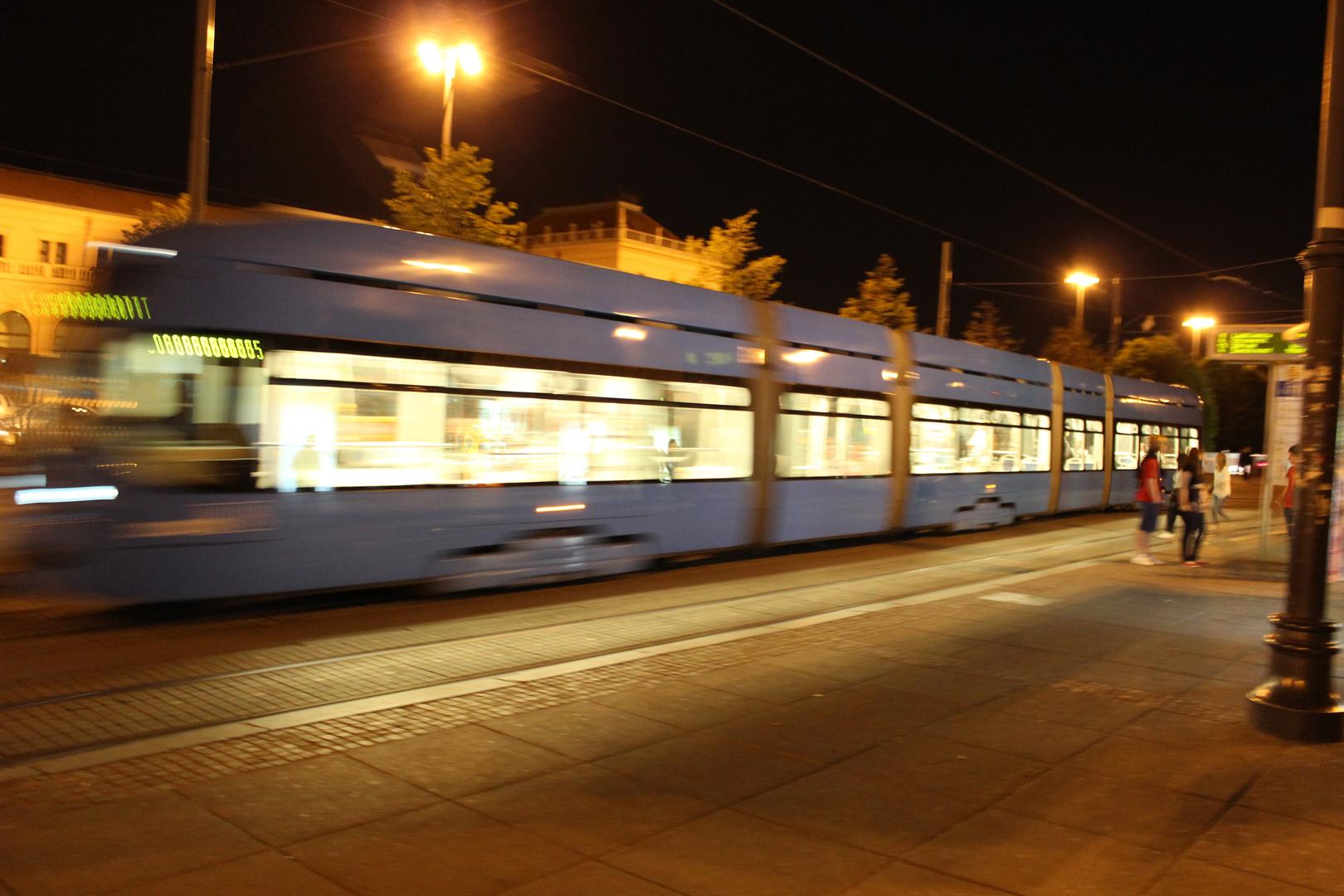 Zagreb Straßenbahn