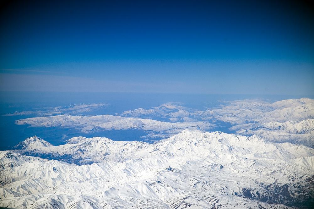 Zagros Gebirge / Iran
