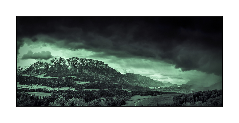 Zahmer Kaiser / Inntal