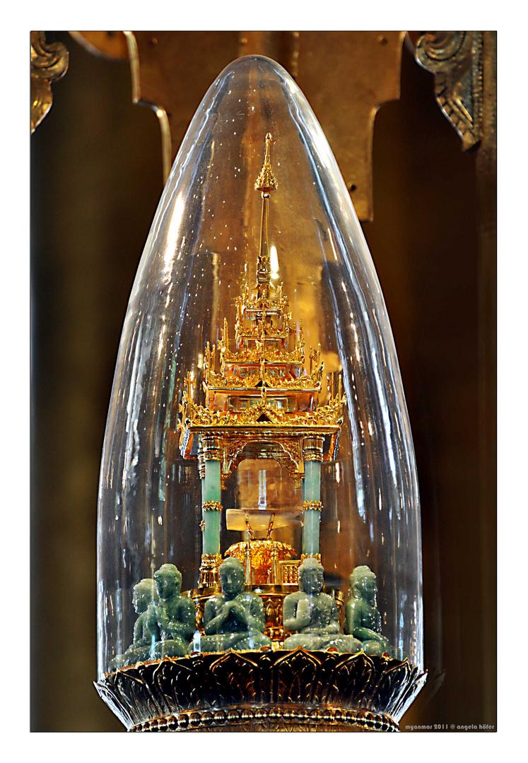Zahn des Buddas