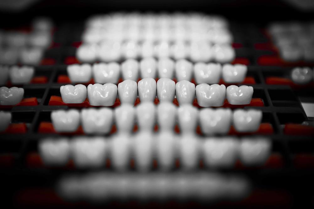 Zahn um Zahn!