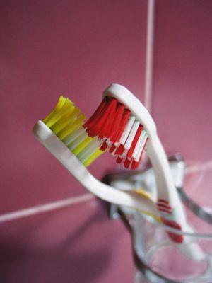 Zahnbürstenliebe (die zweite)