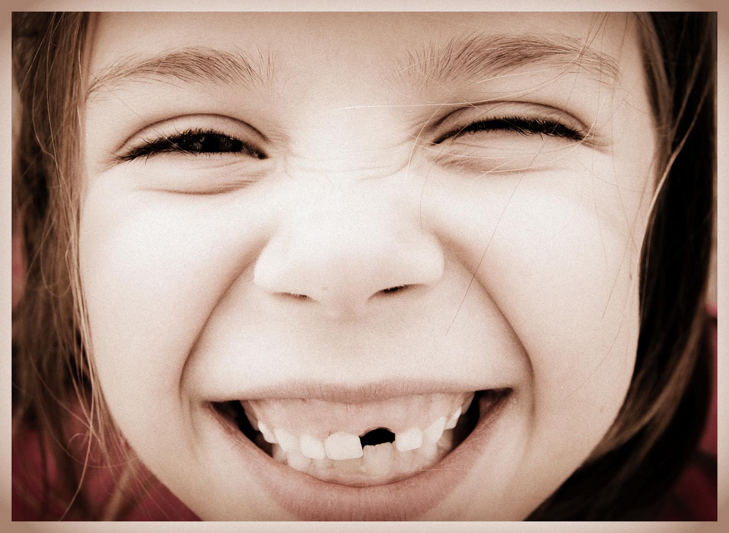 Zahnlückchen