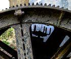 Zahnrad der Kettenbahn