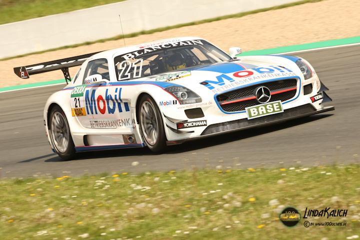 Zakspeed SLS , GT Masters 2014 Oschersleben