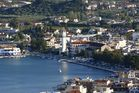 Zakynthos Stadt