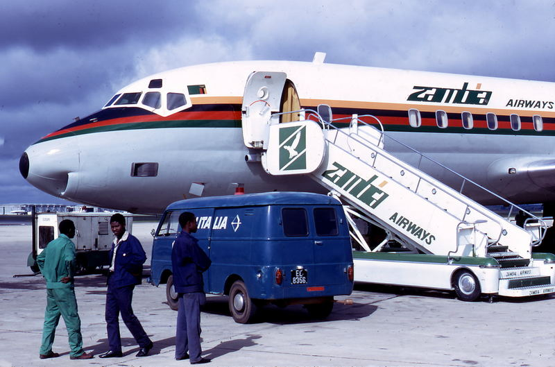 Zambia Airways