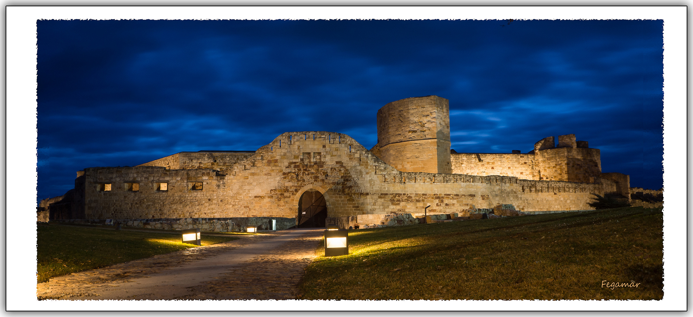 Zamora. Castillo.