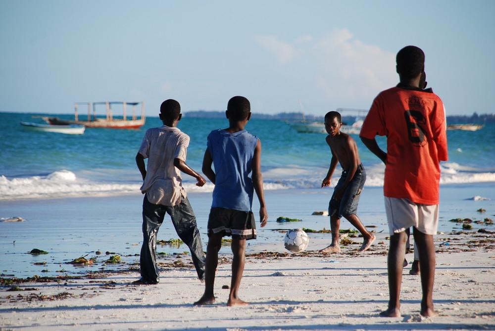 Zanzibar Boys