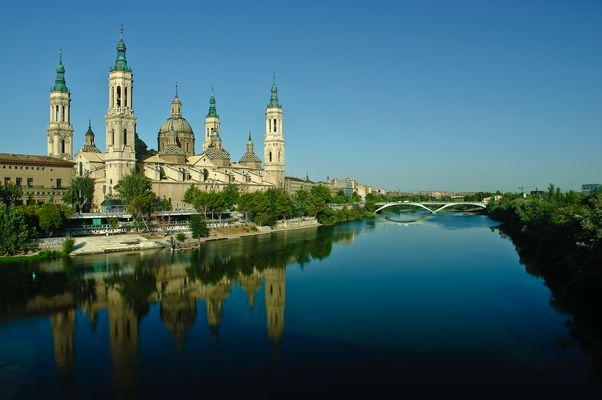 Zaragoza - Basilica del Pilar