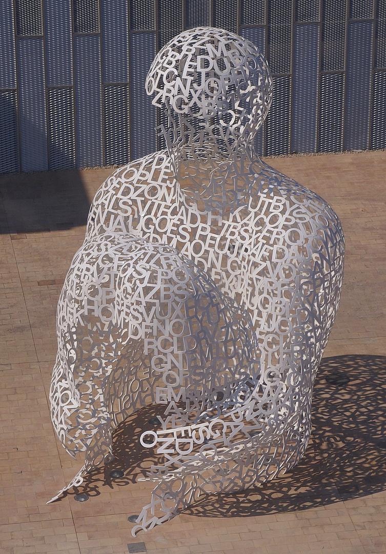 Zaragoza - Kunstwerk 3