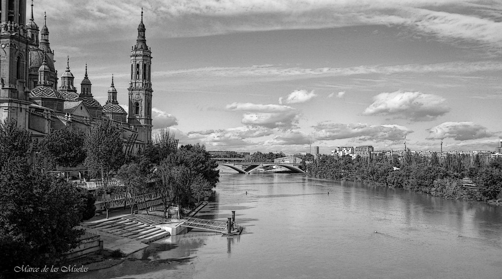 ...Zaragoza y el Ebro 2...