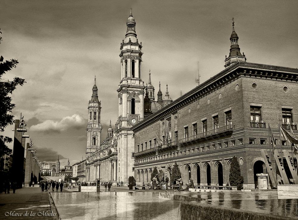 ...Zaragoza y el Pilar 6...