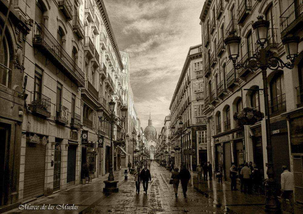 ...Zaragoza y el Pilar...