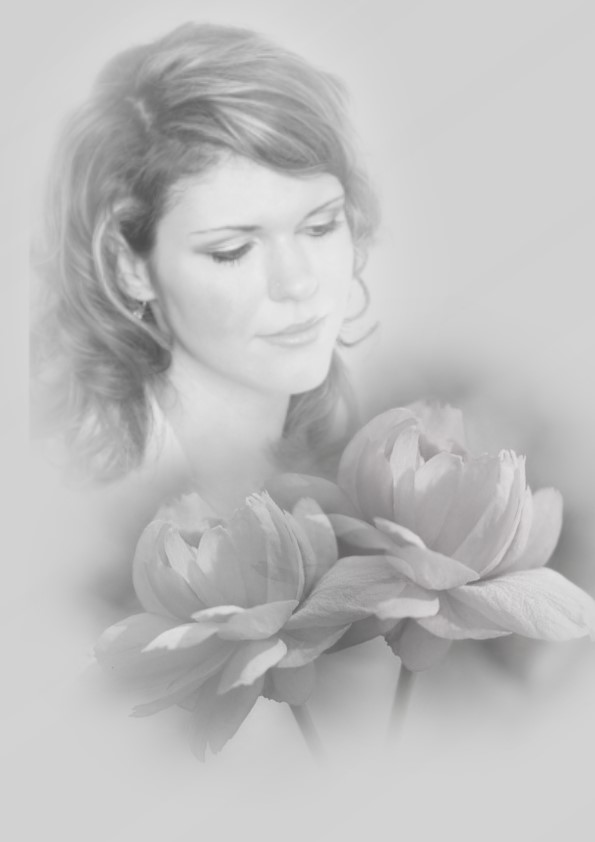 zartes Portrait