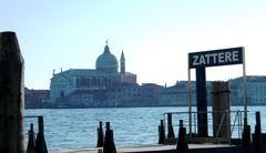 Zattere a Venezia