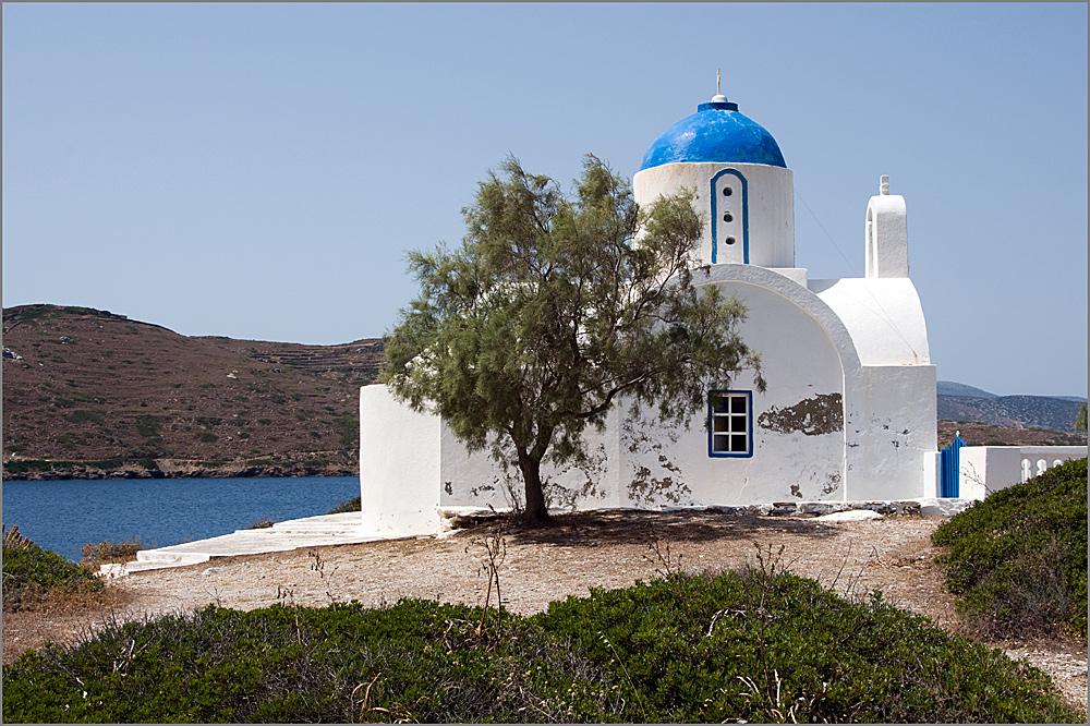 Zauber der Kykladen Amorgos 09