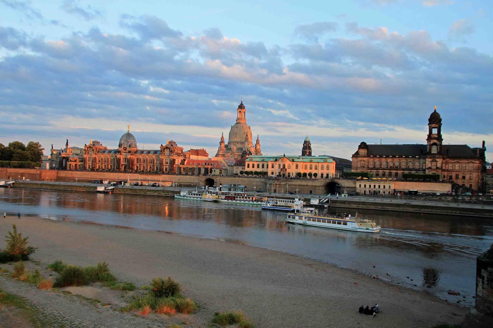 Zauber einer Stadt - Dresden